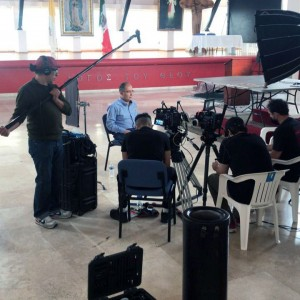 Interview with Francisco  Saenz Munoz, Knights of Columbus - Querétaro Mexico.